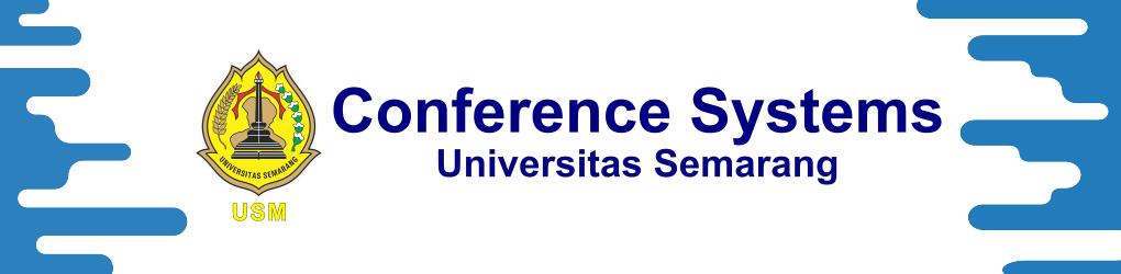 Conference Systems Universitas Semarang